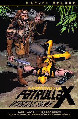 Lobezno y la Patrulla-X. Marvel Deluxe (Cartoné) #3