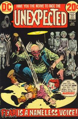 The Unexpected (Comic Book) #143