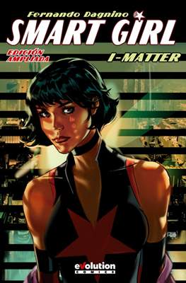 Smart Girl I-Matter Edición ampliada (Cartoné 216 pp) #