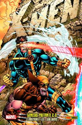 La Patrulla-X: Génesis Mutante 2.0 100% Marvel HC