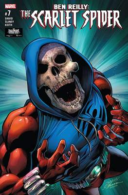 Ben Reilly: The Scarlet Spider (Comic-book) #7
