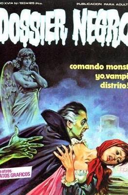 Dossier Negro (Rústica y grapa [1968 - 1988]) #193