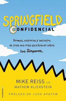 Springfield Confidencial (Cartoné 352 pp) #
