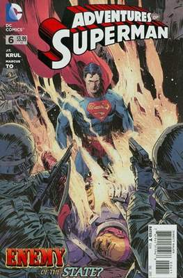 Adventures of Superman Vol. 2 (2013-2014) #6