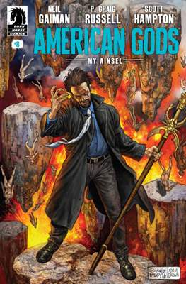 American Gods: My Ainsel (Comic Book) #8