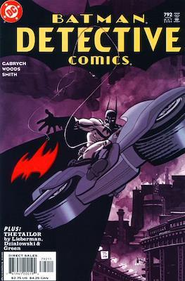 Detective Comics Vol. 1 (1937-2011; 2016-) (Comic Book) #792