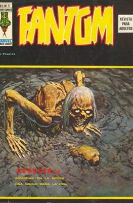 Fantom Vol. 2 (1974-1975) (Grapa) #5