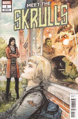Meet the Skrulls (Variant Cover)
