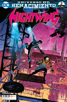 Nightwing. Renacimiento (Rústica) #2