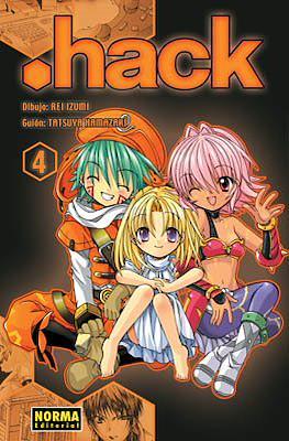 .hack (Rústica con sobrecubierta) #4