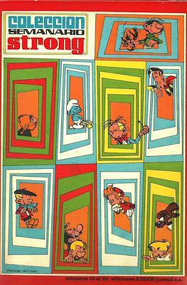 Colección Semanario Strong (Cartoné retapado) #2