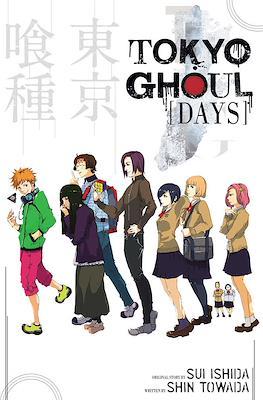 Tokyo Ghoul (Paperback 280 pp) #1