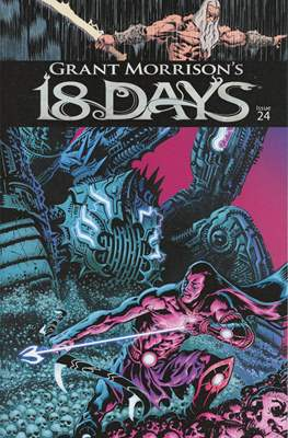 Grant Morrison's 18 Days (Comic-book) #24
