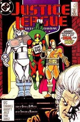 Justice League / Justice League International / Justice League America (1987-1996) (Comic-Book) #20