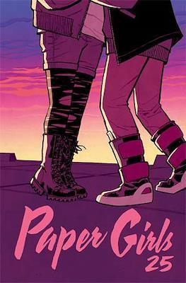 Paper Girls (Comic-book) #25