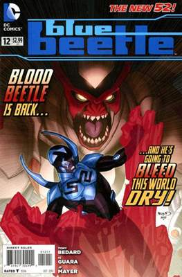 Blue Beetle Vol.9 New 52 #12