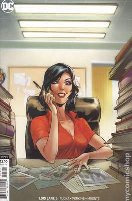 Lois Lane (2019- Variant Cover) (Comic Book) #5