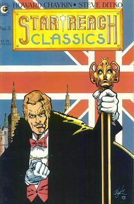 Star*Reach Classics (Comic Book 32 pp) #5