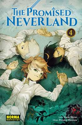 The Promised Neverland (Rústica con sobrecubierta) #4