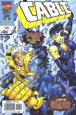 Cable Vol. 2 (1996-2000) (Grapa 24 pp) #36