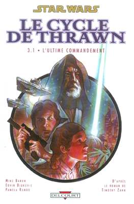 Star Wars. Le Cycle de Thrawn (Cartonné 96-140 pp) #3.1