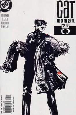 Catwoman Vol. 3 (2002-2008) (Comic Book) #7