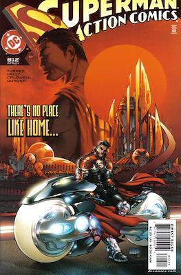 Action Comics Vol. 1 (1938-2011; 2016-) (Comic Book) #812