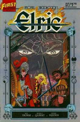 Elric: Sailor on the Seas of Fate (Comic Book) #2
