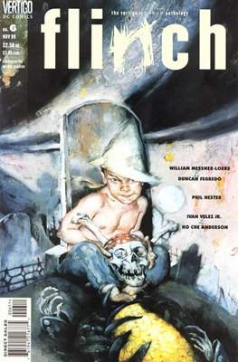 Flinch (Comic Book) #6
