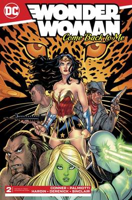 Wonder Woman: Come Back to Me (Comic Book) #2