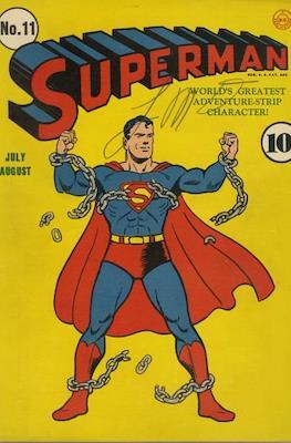 Superman Vol. 1 / Adventures of Superman Vol. 1 (1939-2011) (Comic Book) #11