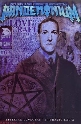 Pandemonium especial Lovecraft