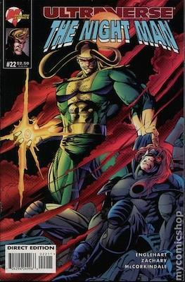 The Night Man (Comic Book) #22