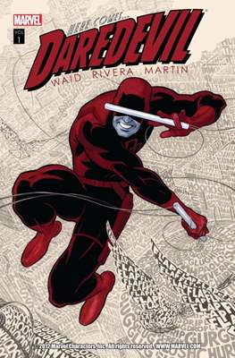 Daredevil by Mark Waid (Softcover) #1