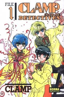 Clamp club de detectives #1