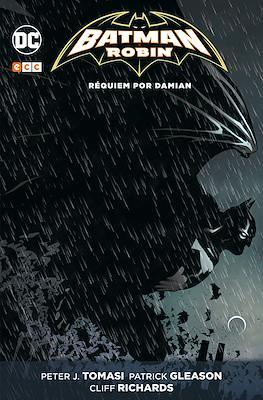 Batman y Robin de Peter Tomasi y Patrick Gleason (Cartoné 192 pp) #4