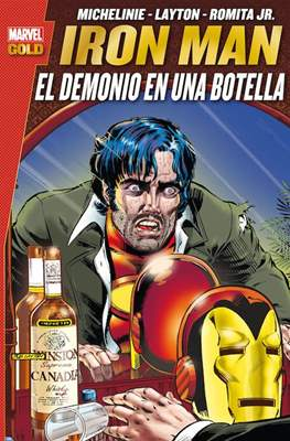 Iron Man. Marvel Gold (Rústica) #2.1