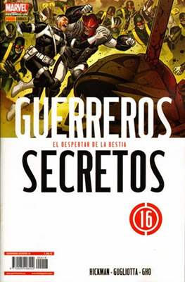 Guerreros secretos (2009-2012) (Grapa) #16