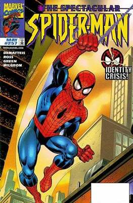 The Spectacular Spider-Man Vol. 1 (Comic Book) #257