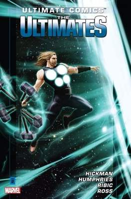 Ultimate Comics: The Ultimates (Hardcover) #2