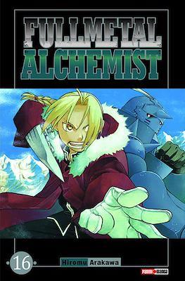 Fullmetal Alchemist (Rústica) #16
