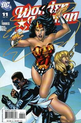 Wonder Woman Vol. 3 (2006-2011) (Comic Book) #11