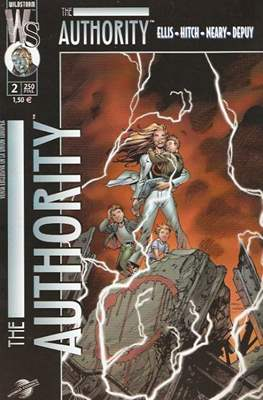The Authority Vol. 1 (2000-2003) #2