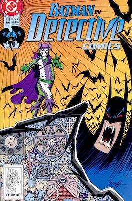 Detective Comics Vol. 1 (1937-2011; 2016-) (Comic Book) #617