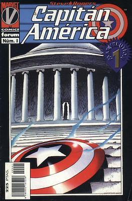 Capitán América Vol. 3 (1996-1997)