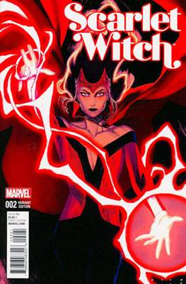 Scarlet Witch Vol. 2 (Variant Cover) (Comic Book) #2
