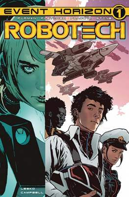 Robotech (Comic Book) #21
