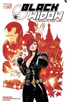 Black Widow Vol. 4 (2010-2011)