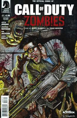 Call of Duty: Zombies (Comic Book) #3
