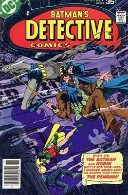Detective Comics Vol. 1 (1937-2011; 2016-) (Comic Book) #473